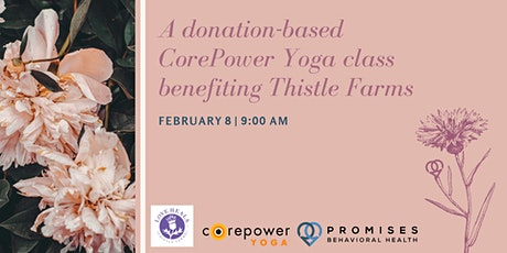 Celebrate Promise Week with CorePower Yoga tickets