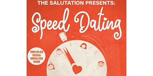 """The Sal Presents """"Speed Dating"""""""