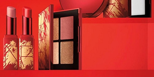 NARS Lunar New Year -  Radiant Secrets Masterclass