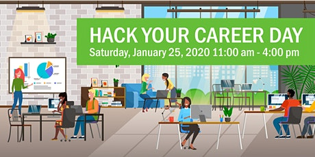Hack Your Career Day tickets