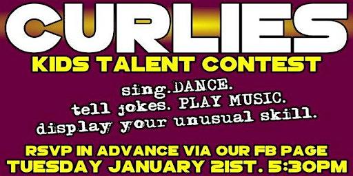 Curlies Kids Talent Contest