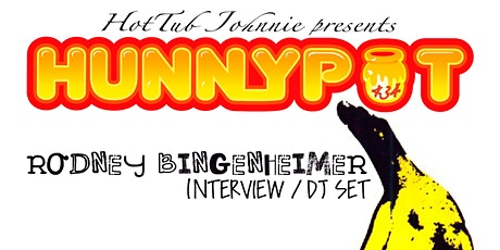 Hunnypot Live at The Mint 2/3 tickets
