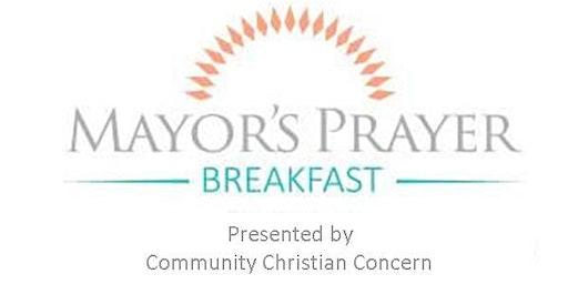 Mayor Greg Cromer's 2020 Community Prayer Breakfast