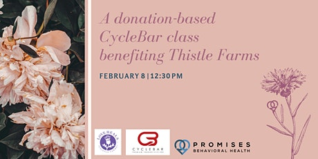 Celebrate Promise Week with CycleBar tickets