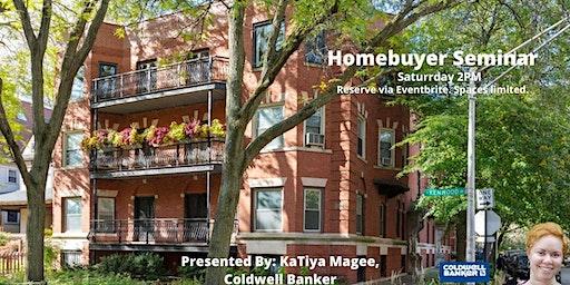 Home Buyer Seminar + Open House Tour