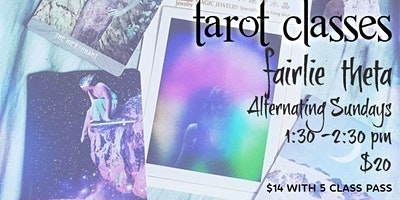 Tarot Mentorship with Fairlie Theta