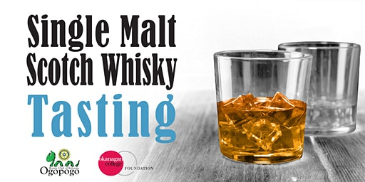 Charity Whisky Tasting 2020