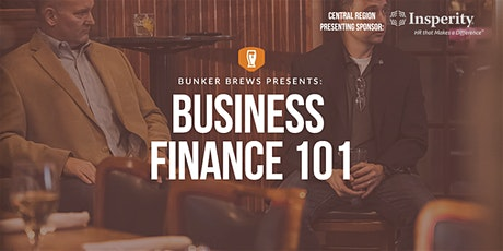 Bunker Brews Knoxville: Business Finance 101 tickets