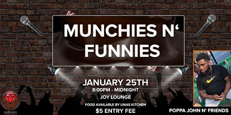 Muchies n Funnies tickets
