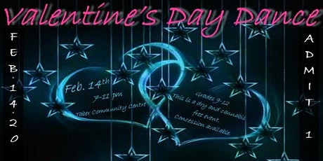 Valentine's Day Youth Dance tickets