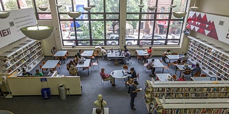 ORS Orientation at Countee Cullen Library tickets
