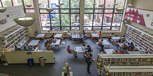 ORS Orientation at Countee Cullen Library
