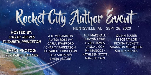 Rocket City Author Event