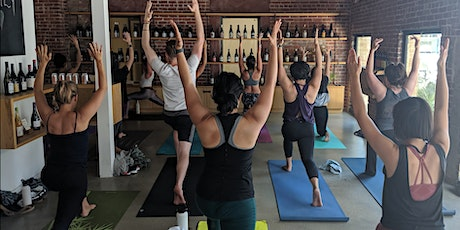 Toast Yourself! Vinyasa + Bubbly (Spring 2020 Edition) tickets