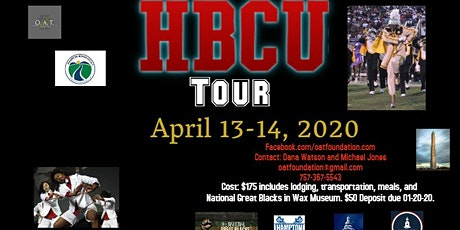 HBCU College Tour tickets