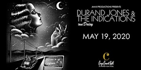 Durand Jones & The Indications at Cargo Concert Hall tickets