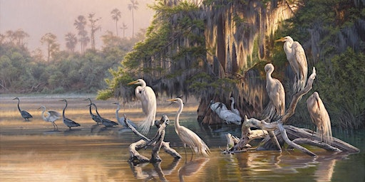 Art For The Everglades - Palm Beach Gardens Gallery - March 12