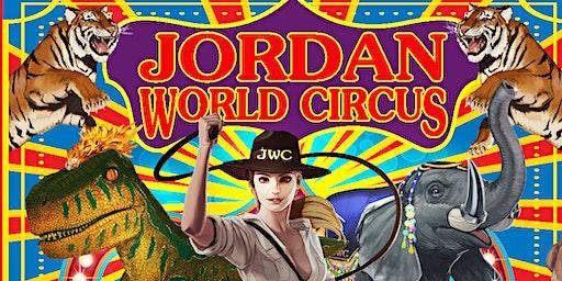 Jordan World Circus 2020 - Wenatchee, WA