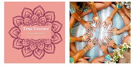 Women's Empowerment Meditation Circle & Gong Bath - TRUE ESSENCE  tickets