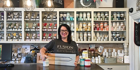 FREE DEMO - Front Porch Kitchen Party with Fusion Mineral Paint - NEW DATE tickets