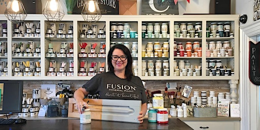 FREE DEMO - Front Porch Kitchen Party with Fusion Mineral Paint - NEW DATE