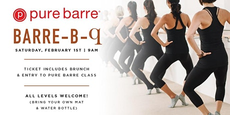 Pure Barre & Chicago q Presents: Barre-B-Q tickets