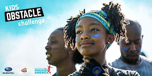 Subaru Kids Obstacle Challenge - Sacramento