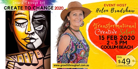 Transformational Creative Safari 2020 tickets