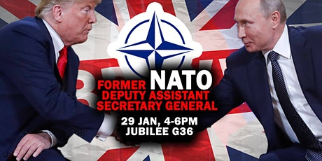 Security in the age of Trump, Putin and Brexit tickets