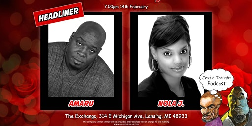 Funny is Funny Valentine's Day Comedy Show