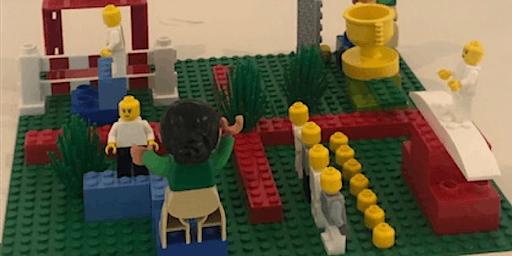 Inteligência Emocional com Lego Serious Play