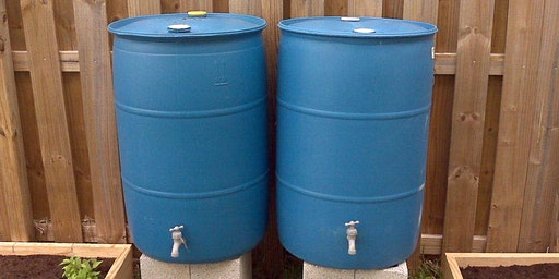 Just Add Water: A Rain Barrel Workshop