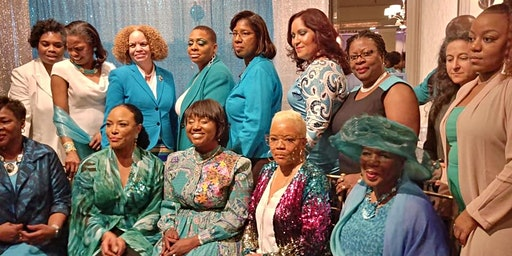10th Annual First Lady's Luncheon (Women & Girls Empowerment Luncheon)