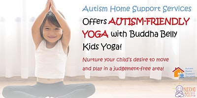 Autism-Friendly Yoga-AHSS  & Buddha Belly Kids Yoga Team Up in AH!