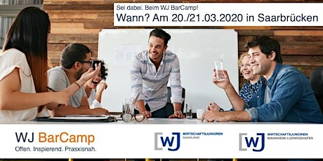 WJ Barcamp am 20./21.03.2020 Tickets