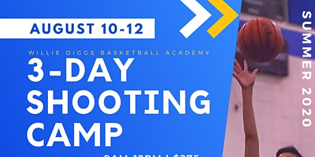 WDBA 3-Day Shooting Camp tickets