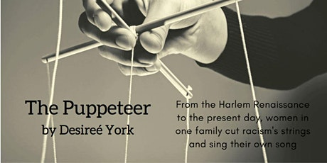 """A Matinee """"The Puppeteer"""" Detroit Repertory Theatre tickets"""