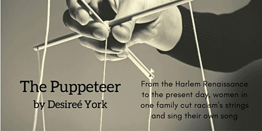 """A Matinee """"The Puppeteer"""" Detroit Repertory Theatre"""
