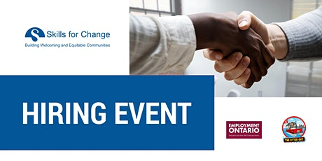 Skills for Change and The Otter Guy Hiring Event tickets