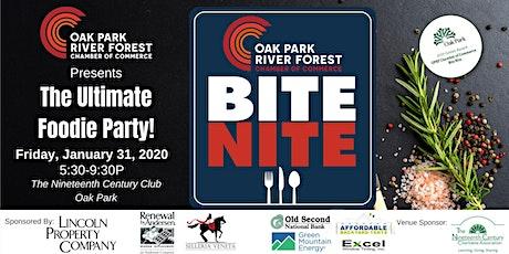 OPRF Chamber Presents: Bite Nite 2020 tickets