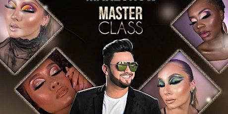 MAKESHOW MASTER CLASS - GUILHERME NOGUEIRA bilhetes