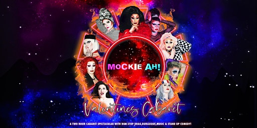 Mockie Ah : Valentines Cabaret