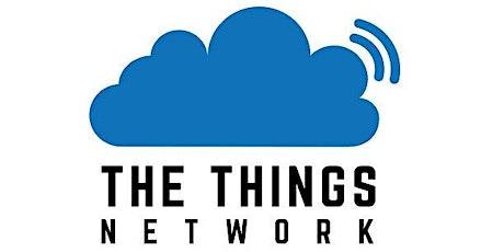 """Netwerkborrel met een presentatie over""""The things network flevoland"""" tickets"""