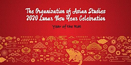 2020 Organization of Asian Studies Lunar New Year Celebration