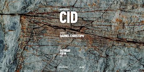 CID tickets