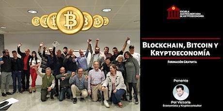 Training Class - Bitcoin, Blockchain y Kryptoeconomía entradas