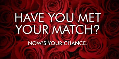 Valentines Day: Universal Speed Dating tickets