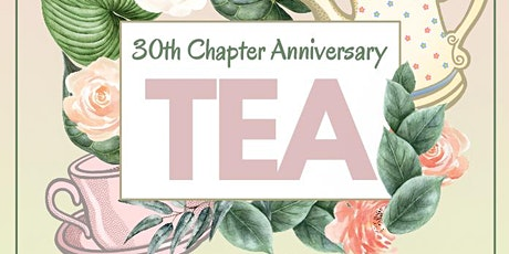 Sigma Pi Omega 30th Anniversary Chapter Tea tickets