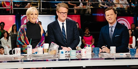 Morning Joe LIVE in  New Hampshire tickets