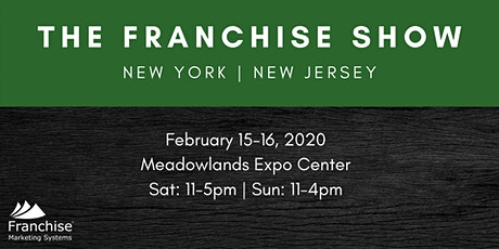 The Franchise Show tickets